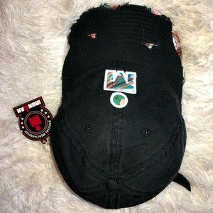 Iron man women's hat NWT